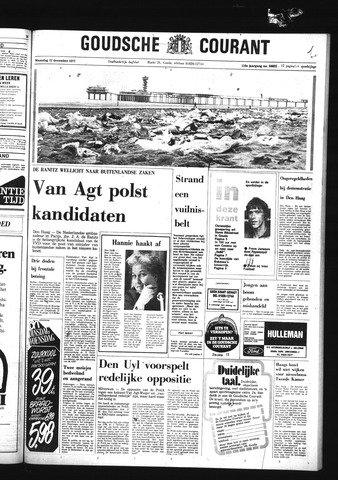 Goudsche Courant 1977-12-12