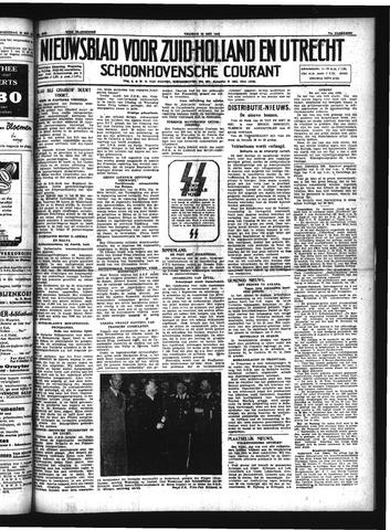 Schoonhovensche Courant 1942-05-22