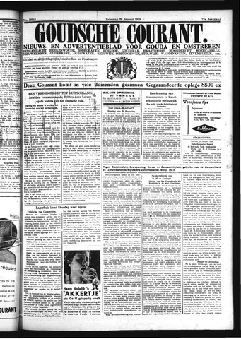Goudsche Courant 1939-01-28