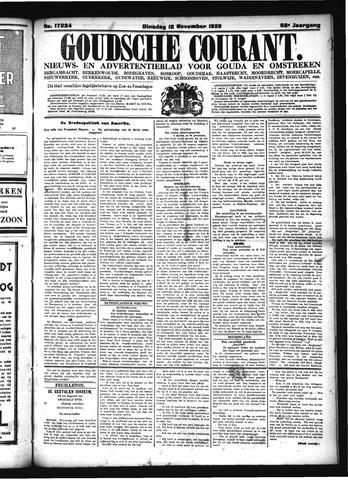 Goudsche Courant 1929-11-12