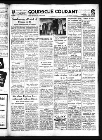 Goudsche Courant 1950-08-31