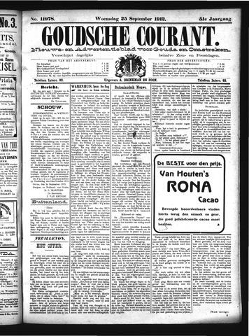 Goudsche Courant 1912-09-25