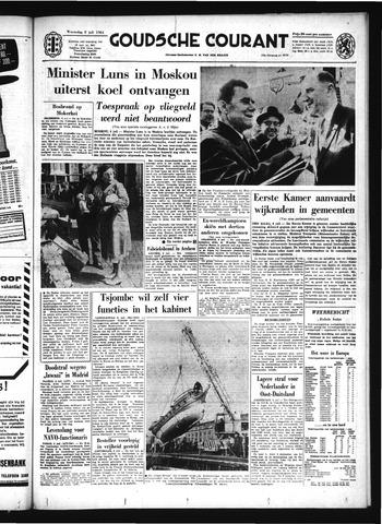 Goudsche Courant 1964-07-08