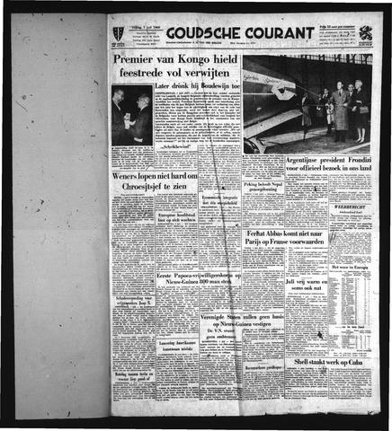 Goudsche Courant 1960-07-01