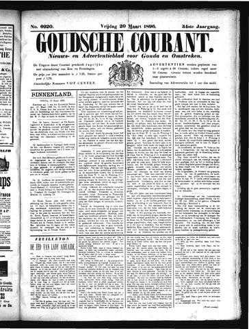 Goudsche Courant 1896-03-20
