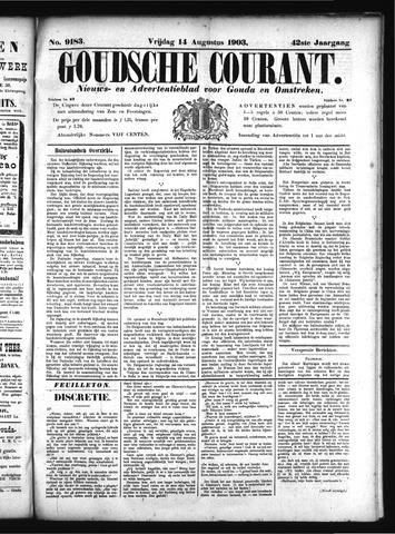 Goudsche Courant 1903-08-14