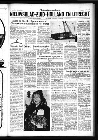 Schoonhovensche Courant 1963-10-18