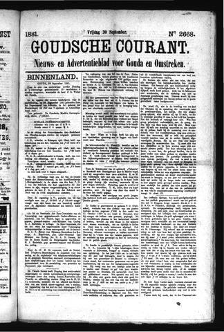 Goudsche Courant 1881-09-30