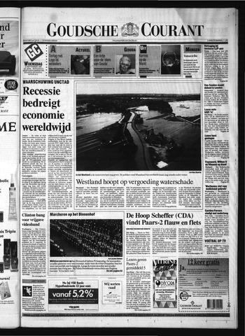 Goudsche Courant 1998-09-16