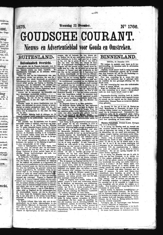 Goudsche Courant 1875-12-22