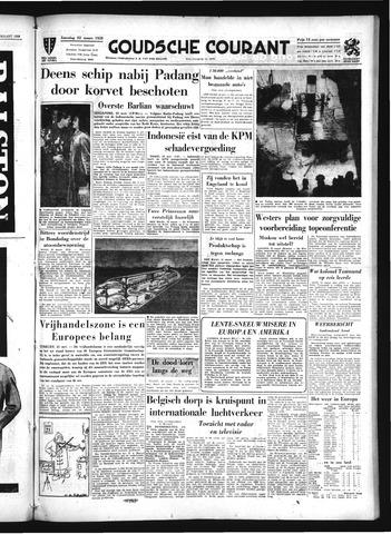 Goudsche Courant 1958-03-22