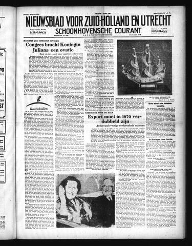 Schoonhovensche Courant 1952-04-04