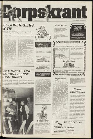 Dorpskrant 1988-12-07