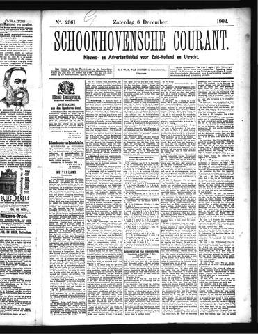 Schoonhovensche Courant 1902-12-06