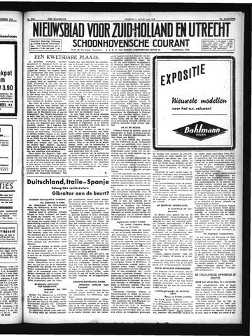 Schoonhovensche Courant 1940-09-20