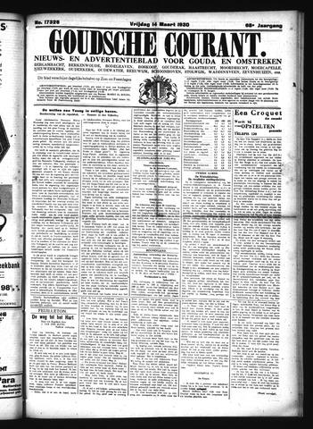 Goudsche Courant 1930-03-14