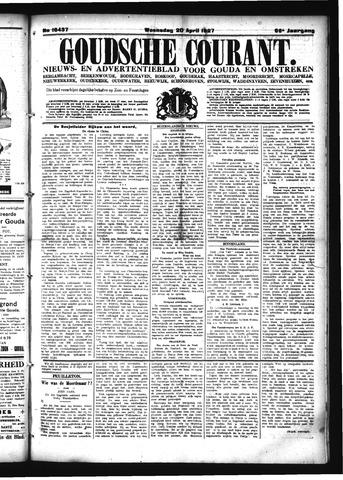 Goudsche Courant 1927-04-20