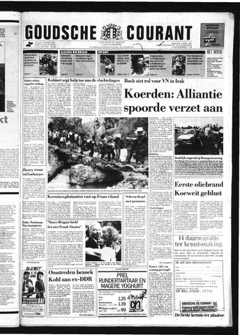 Goudsche Courant 1991-04-08