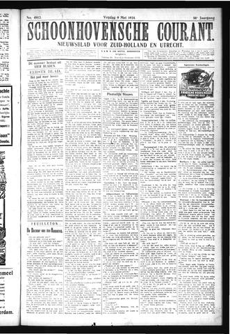 Schoonhovensche Courant 1924-05-09