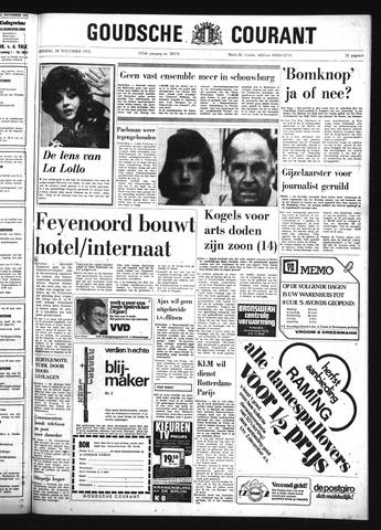 Goudsche Courant 1972-11-28