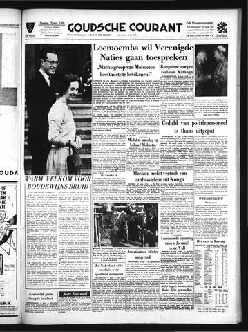 Goudsche Courant 1960-09-19