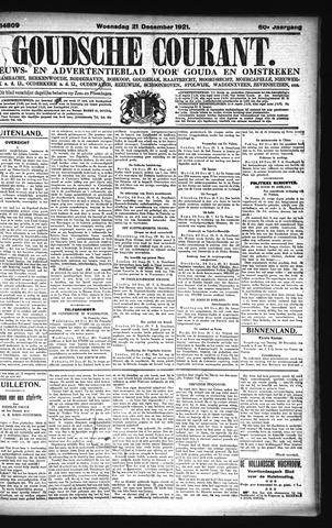 Goudsche Courant 1921-12-21