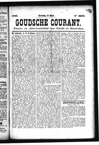 Goudsche Courant 1885-03-18