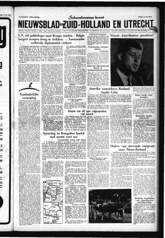 Schoonhovensche Courant 1960-07-15