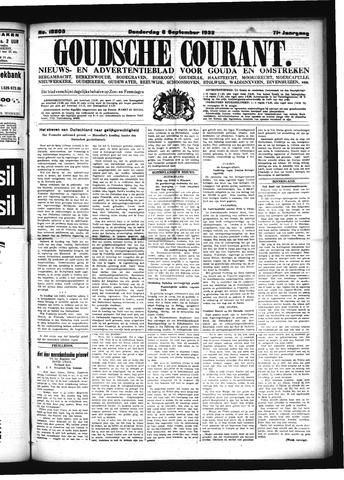 Goudsche Courant 1932-09-08