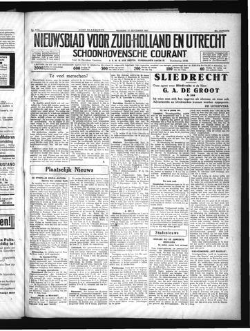 Schoonhovensche Courant 1934-09-17
