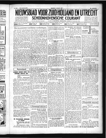 Schoonhovensche Courant 1937-03-15