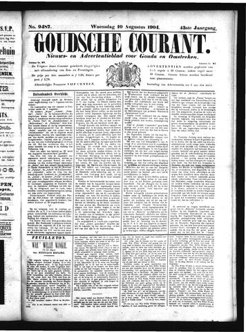 Goudsche Courant 1904-08-10