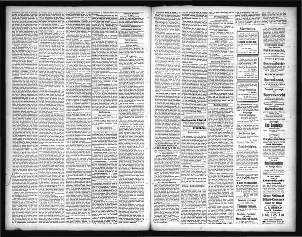 Schoonhovensche Courant 1926-03-08
