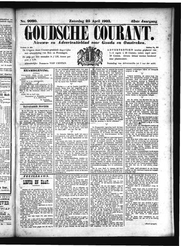 Goudsche Courant 1903-04-25