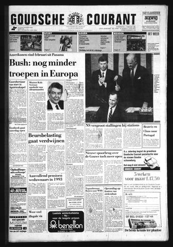 Goudsche Courant 1990-02-01
