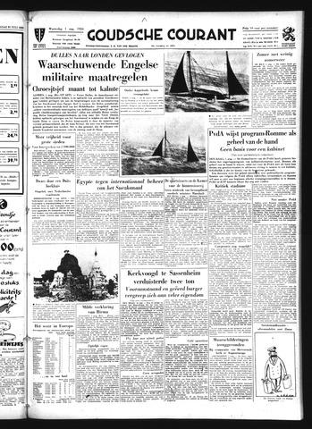 Goudsche Courant 1956-08-01