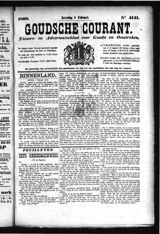 Goudsche Courant 1890-02-08