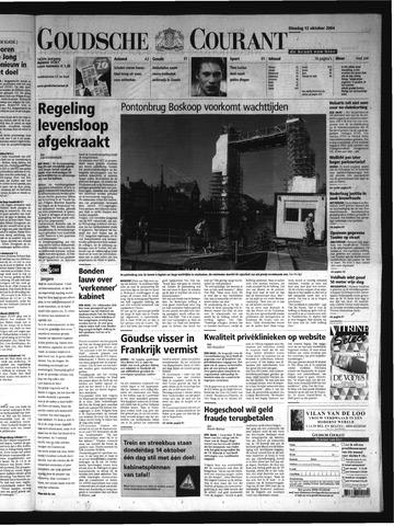 Goudsche Courant 2004-10-12
