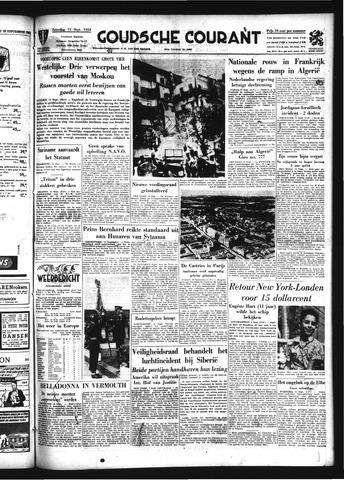 Goudsche Courant 1954-09-11