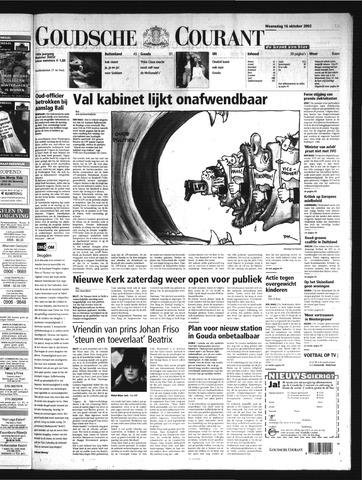 Goudsche Courant 2002-10-16