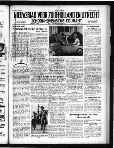 Schoonhovensche Courant 1951-04-06