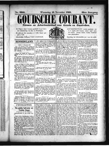 Goudsche Courant 1893-11-15