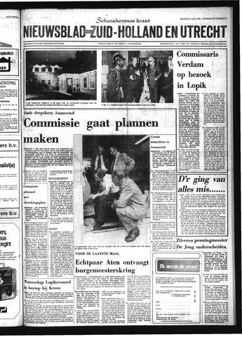 Schoonhovensche Courant 1976-06-14