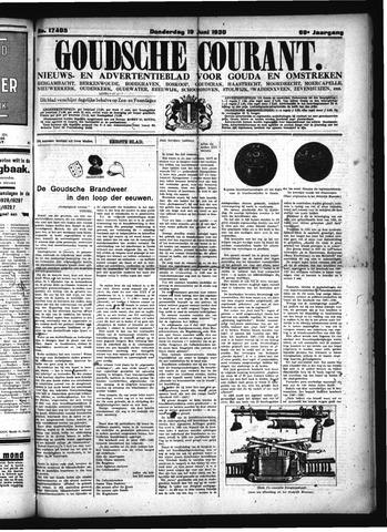 Goudsche Courant 1930-06-19