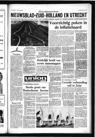 Schoonhovensche Courant 1969-07-30