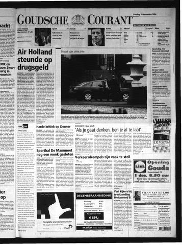 Goudsche Courant 2004-11-30