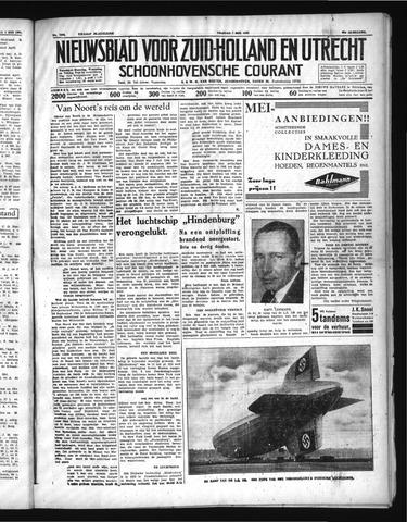 Schoonhovensche Courant 1937-05-07