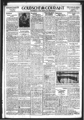 Goudsche Courant 1943-01-21