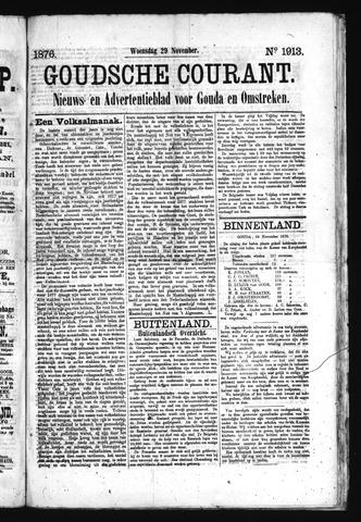 Goudsche Courant 1876-11-29