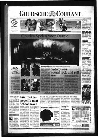 Goudsche Courant 2000-10-02